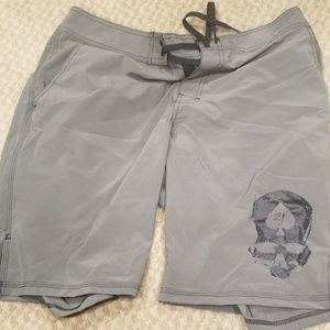 Zero foxtrot mens board shorts 34
